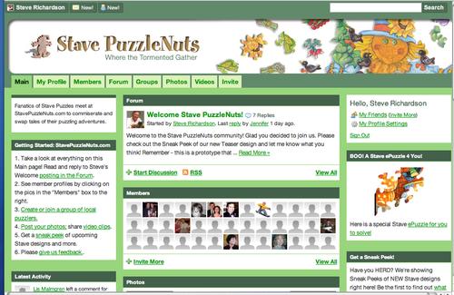 Puzzlenutspage